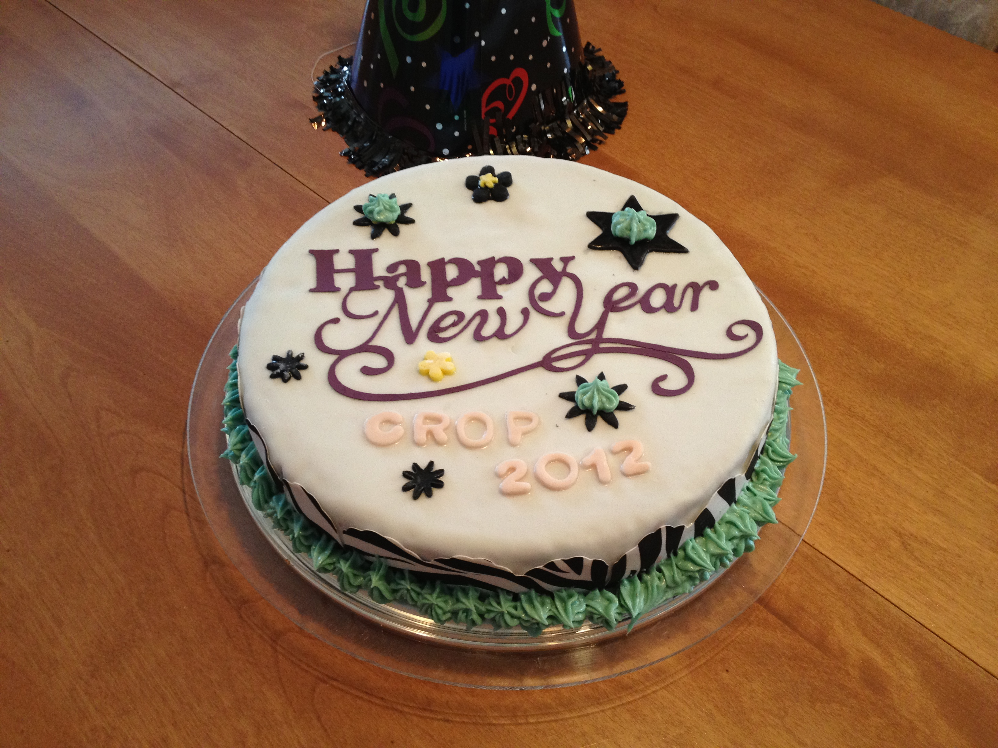 New Year s Eve Cutting Edge Cake Designs